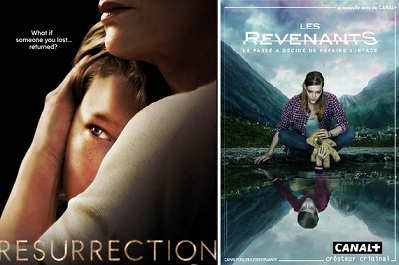 resurrection y les revenants
