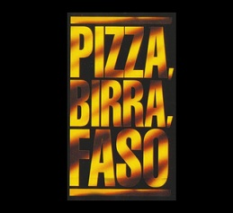 pizza birra faso