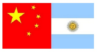china y argentina