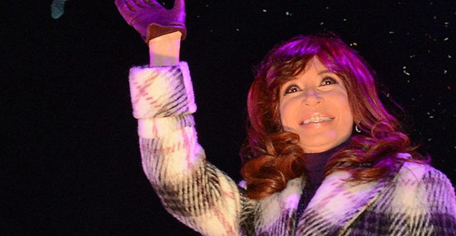 Confirman que Cristina Kirchner será candidata