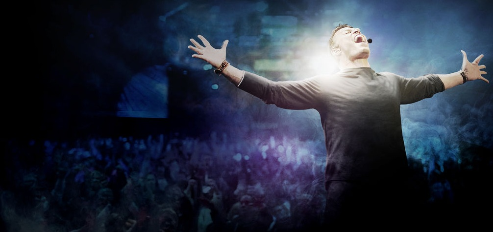 Sympathy for Tony Robbins - Hypocrite (blog) 1