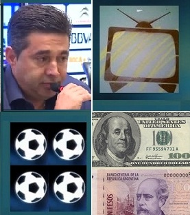 ANGELICI - FUTBOL - TV Y DINERO
