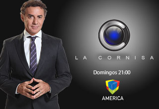 La Cornisa - Domingos 22:30 hs por América TV