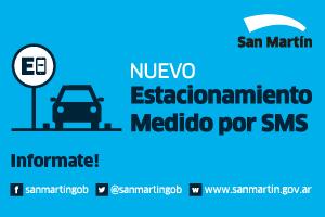Munic San Martin - Estacionamiento SMS 2016