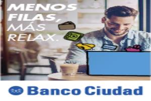 Banco Ciudad Julio