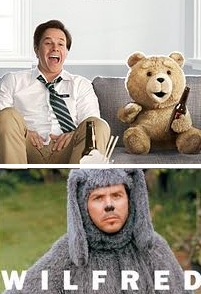 TED Y WILFRED