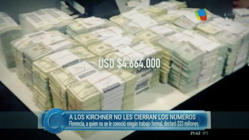 Informe La Cornisa: A los Kirchner no les cierran los números