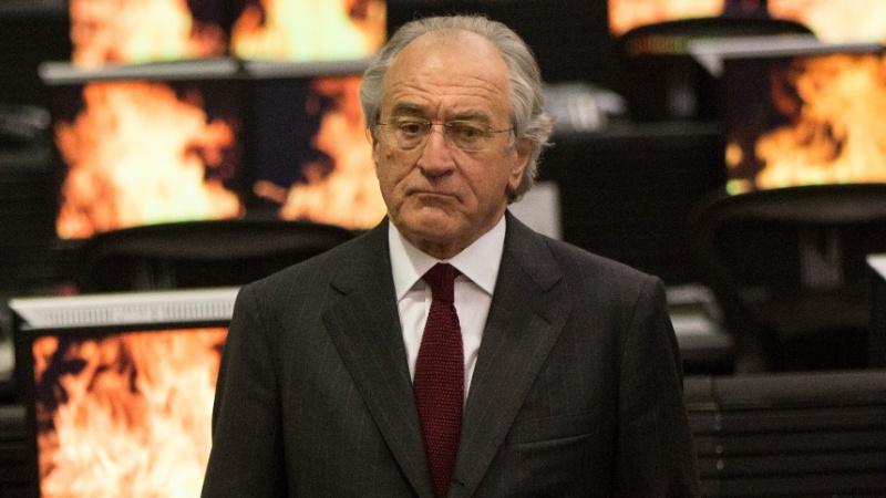 Bernie Madoff por De Niro en HBO