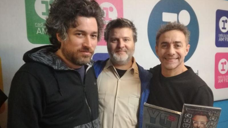 Mariano Cohn y Gastón Duprat en Majul910