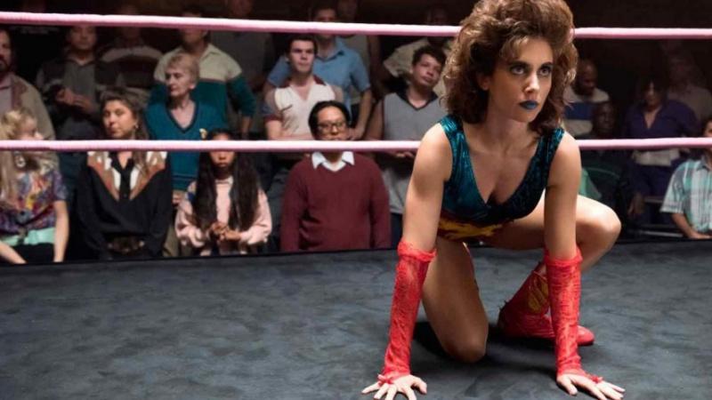 Glow y sus mujeres libres y contradictorias por Netflix