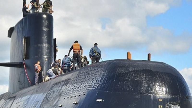 ARA San Juan: la peor noticia y el inmenso dolor del padre de uno de los tripulantes