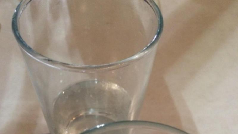 ¿Quién se ha llevado mi vaso?