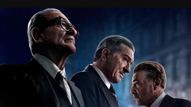 """El irlandés"": la nueva gran película sobre mafia de Scorsese"