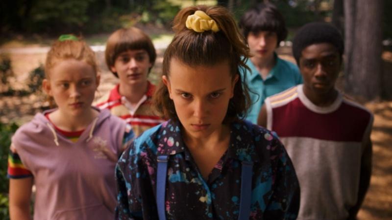Stranger Things, una de las series más exitosas de Netflix
