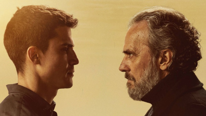 """Vivir sin permiso"", atrapante serie española que suma cada vez más seguidores"