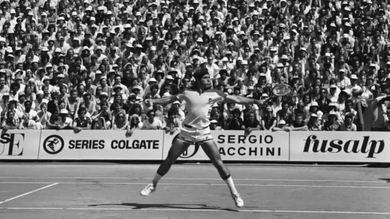 El documental de Netflix sobre Vilas que busca corregir la historia del tenis